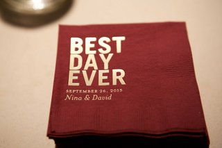 cocktail-napkins-with-gold-foil-best-day-ever-and-wedding-date-couple-names-personalized-details