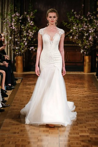 isabelle-armstrong-spring-2017-toni-wedding-dress-fit-and-flare-with-cap-sleeves-lace-applique
