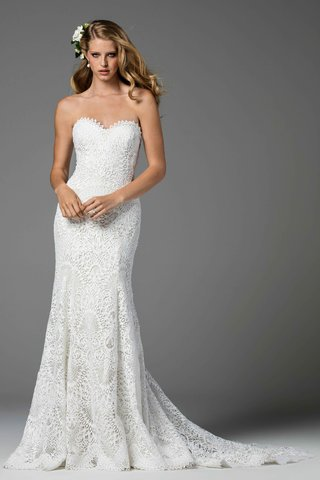 watters-2017-bridal-collection-taylor-strapless-wedding-dress-sweetheart-neckline-coquille-lace-shea