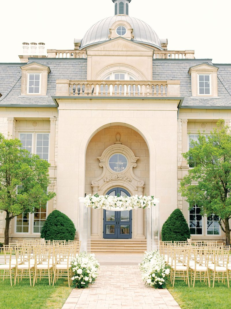 Raven Gates & Adam Gottschalk Wedding Venue