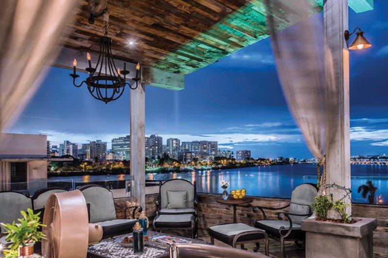 Olive Boutique Hotel - Roof Corner