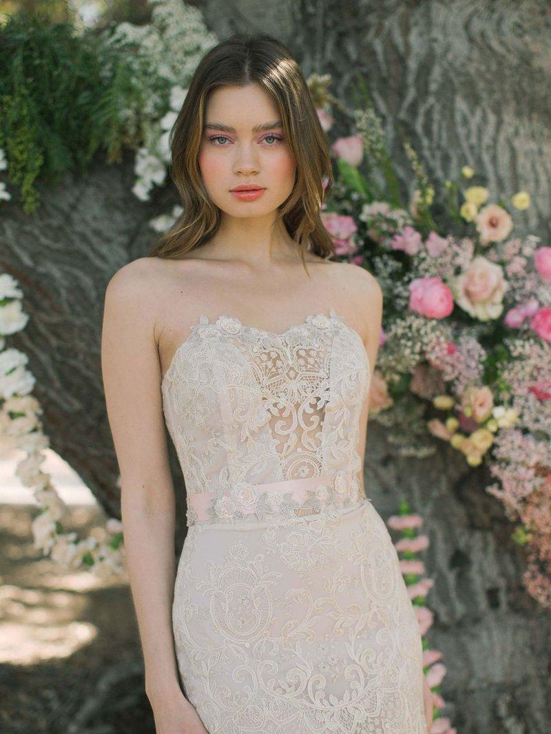 """Thalia"" Gown by Claire Pettibone"