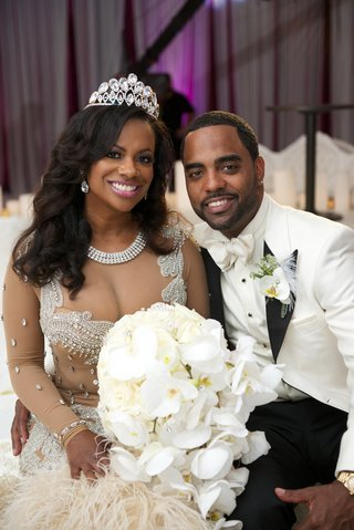 real-housewives-of-atlanta-bride-and-groom-with-tiara
