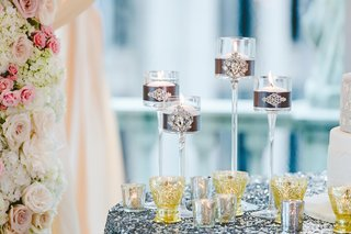 crystal-candle-votives-and-tall-crystal-candle-holders-with-jewels