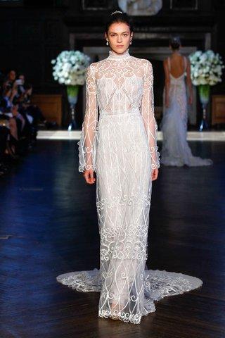 alon-livne-white-fall-2016-long-sleeve-high-neck-wedding-dress