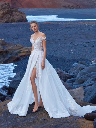 gala-no-v-5-collection-by-galia-lahav-wedding-dress-minidress-with-cap-sleeves-ball-gown-skirt-slit