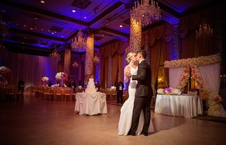 rob-refsnyder-of-new-york-yankees-first-dance-as-husband-and-wife