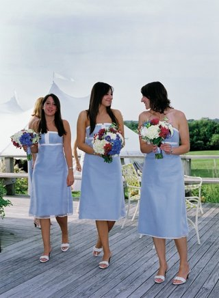 light-blue-and-white-summer-bridesmaid-dresses