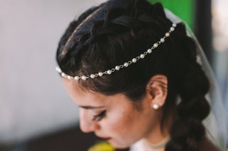 pearl-and-gold-headpiece-crown-of-head-braided-hairstyle