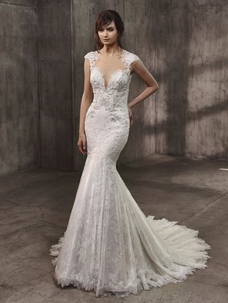 badgley-mischka-bride-collection-2017-antoinette-cap-sleeve-illusion-wedding-dress-trumpet-skirt