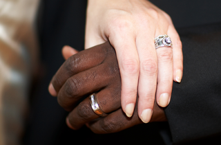 interracial-couple-mens-and-womens-wedding-rings
