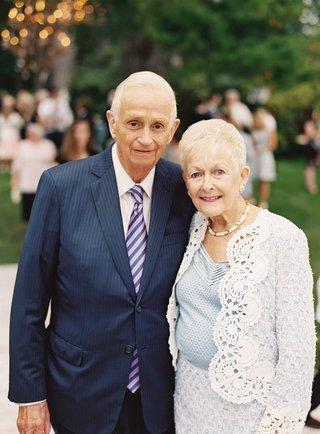 bill-marriott-and-donna-garff-at-granddaughter-elyse-marriotts-wedding-at-family-home