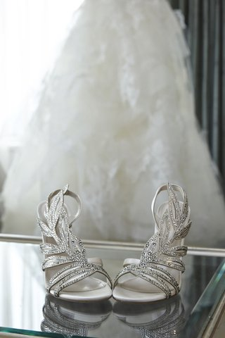 sergio-rossi-silver-bridal-sandals-heels-with-sequins