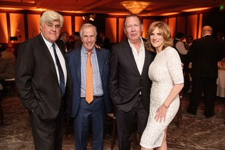 jay-leno-henry-winkler-and-the-late-garry-shandling-with-carol-leifer-at-wedding-reception