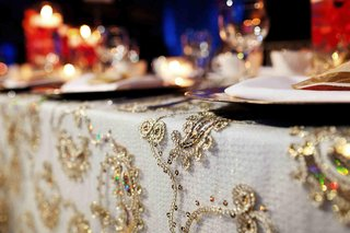 ivory-tablecloth-with-gold-sequin-embroidery-overlay
