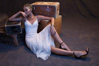 limor-rosen-2017-camille-wedding-dress-spaghetti-straps-short-skirt-treasure-collection