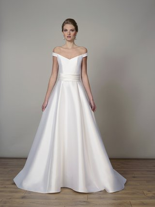style-7829-by-liancarlo-spring-2018-soft-mikado-off-the-shoulder-a-line-gown-with-back-obi-bow