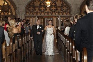 father-of-bride-walks-bride-down-sanctuary-aisle