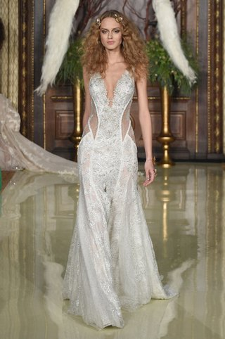 galia-lahav-dress-with-plunging-neckline-and-sheer-cutouts