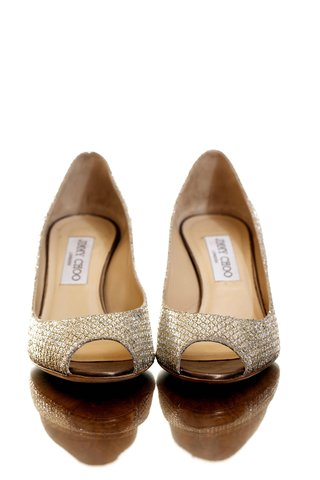 gold-textured-jimmy-choo-wedding-shoes