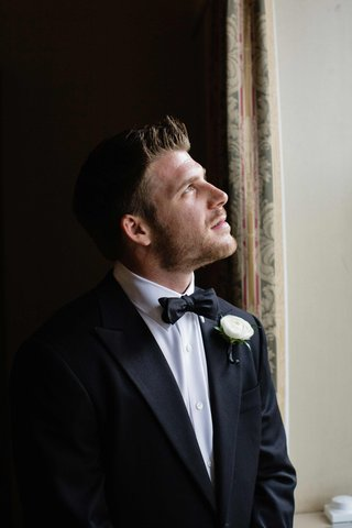 brett-sterling-hockey-player-with-bow-tie-and-boutonniere