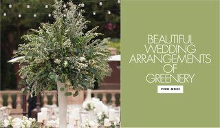 all-green-foliage-floral-arrangements-centerpieces-weddings-rustic-boho-nautral-elements