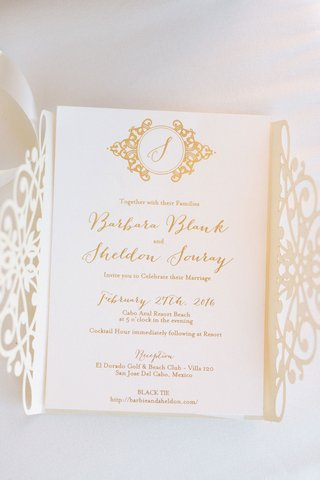 wedding-invitation-laser-cut-design-gate-fold-with-monogram-and-gold-calligraphy-monogram