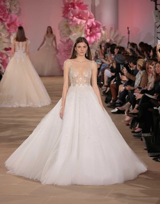 ines-di-santo-couture-bridal-collection-spring-summer-2017-sheer-bodice-ball-gown-skirt-scoop-neck