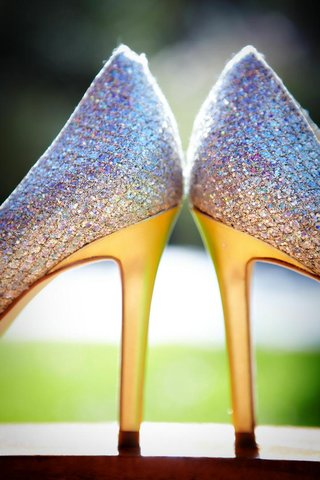 enzo-angiolini-sparkle-wedding-heels-with-gold-soles