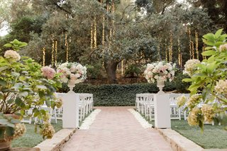 calamigos-ranch-wedding-twinkle-lights-suspended-from-tree