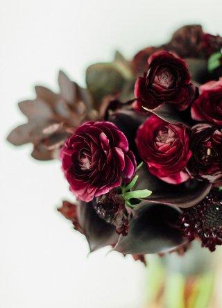 burgundy-black-calla-lily-flower-and-burgundy-oxblood-rose-ranunculus-flowers-slight-greenery