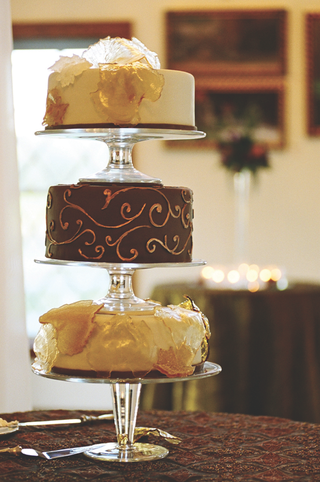 different-cakes-served-on-clear-cake-stand