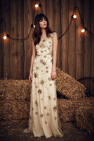 jenny-packham-2017-bridal-collection-jolene-star-metallic-details-cap-sleeves-overlay