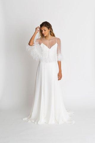 alexandra-grecco-fall-winter-2018-the-magic-hour-wedding-dress-ruelle-v-neck-sheath-with-wren-cape