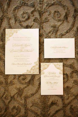 donatella-arpaia-and-alan-stewarts-wedding-invitation