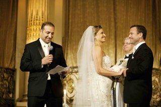 donatella-arpaia-and-groom-at-golden-ceremony-at-the-plaza