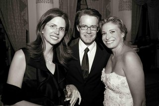 black-and-white-photo-of-donatella-arpaia-and-kyle-maclachlan