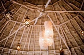 inside-view-of-thatched-roof-in-mexico-venue-wedding-rehearsal-dinner-welcome-party