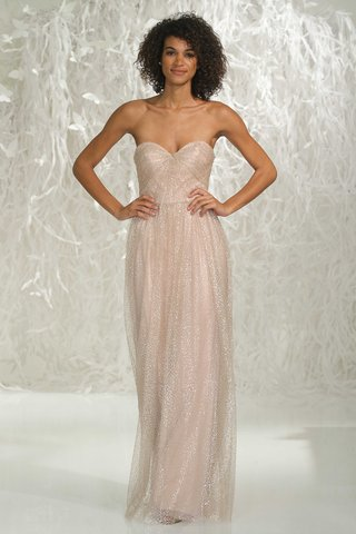 watters-bridesmaids-2016-strapless-long-bridesmaid-dress-in-gold-glitter-fabric