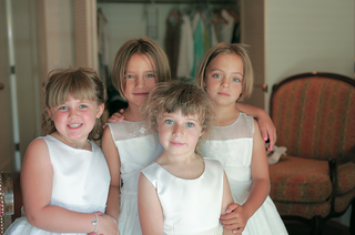 little-blonde-girls-with-blue-eyes-and-ivory-gowns