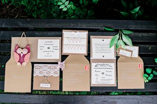 champagne-tan-colored-invitation-suite-diy-lace-owl-details-do-it-yourself-wedding