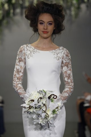theia-vanessa-mermaid-wedding-dress-in-ivory-crepe-with-hand-embroidered-tulle-sleeves