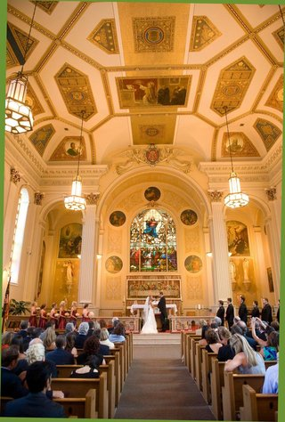 wedding-ceremony-at-assumption-catholic-church-chicago