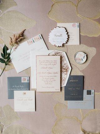 wedding-invitation-suite-grey-pink-blush-white-rose-gold-peonies-envelope-liner