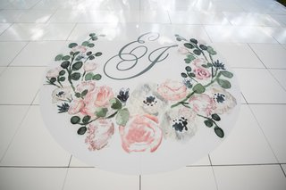 custom-wedding-dance-floor-with-painted-florals-and-initials