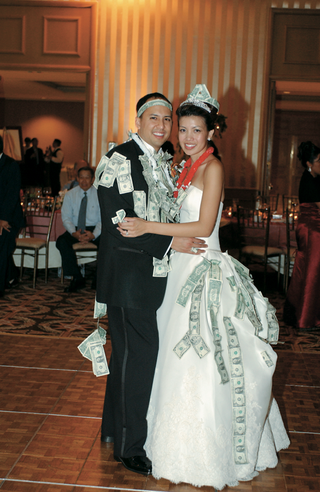 bride-and-groom-after-filipino-money-dance