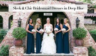 navy-blue-bridesmaid-dresses