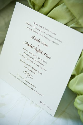 ivory-wedding-stationery-with-brown-printed-invite
