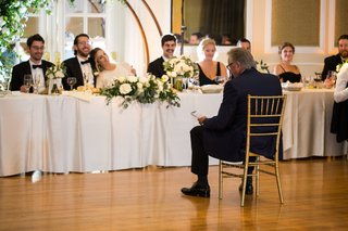 duane-kuiper-gives-toast-at-daughter-dannons-wedding-father-of-the-bride-sits-for-toast