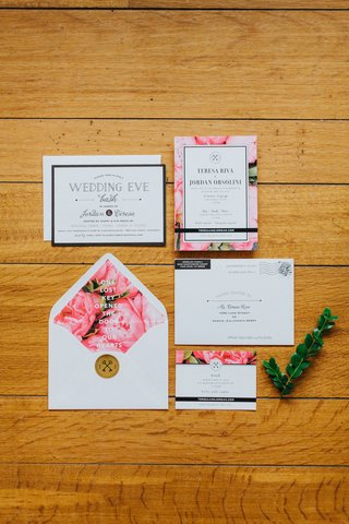 pink-floral-wedding-invitation-pink-peony-lining-of-envelope